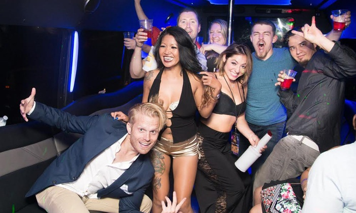 Turnt Up Tours - Las Vegas: Nightlife Club Crawl Party for One, Two, or Four from Turnt Up Tours (Up to 57% Off)