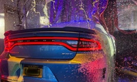 Three or Five Deluxe, Super Deluxe, or Manager's Special Packages at Grand Slam Car Wash (Up to 55% Off)
