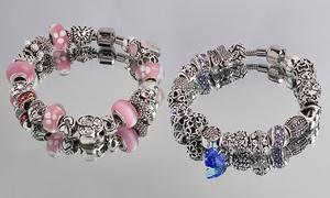 Bracelets ornés de Cristaux Swarovski®