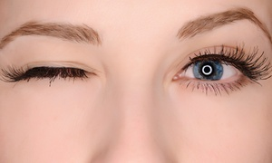 Comfort Zone Clinic: Full Set of Mink-Effect Eyelash Extensions ($59) with Optional Infill ($79) at Comfort Zone Clinic (Up to $178 Value)