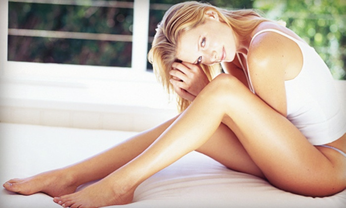 Visage Dermatology and Aesthetic Center - Lake Arbor: Laser Hair Removal for a Small, Medium, or Large Area at Visage Dermatology and Aesthetic Center (Up to 92% Off)