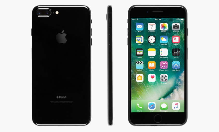 Apple Iphone 7 Or 7 Plus 128gb Phone Gsm Cdma Unlocked Open Box Groupon
