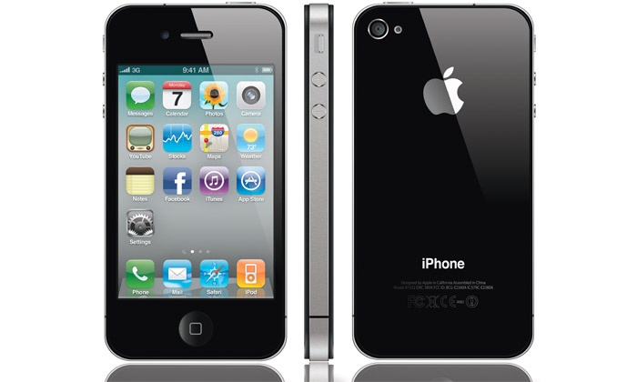 iphone 4 4s reconditionn groupon. Black Bedroom Furniture Sets. Home Design Ideas