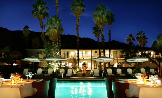Colony Palms Hotel - Palm Springs, CA: Stay at Colony Palms Hotel in Palm Springs, CA. Dates Available into September.