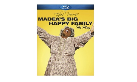 Tyler Perry's Madea's Big Happy Family: The Play on Blu-ray a7fdb19e-ac2a-11e6-abe4-002590604002