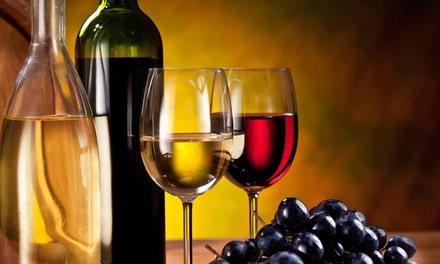 $59 for a Secrets of Italian Wine Class for Two at The Wine Steward ($140 Value)
