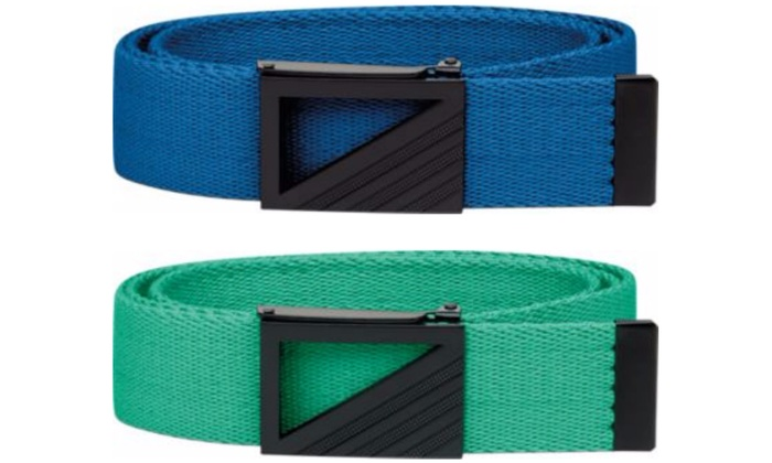 Adidas Men's Webbing Golf Belts