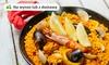 Hiszpańska uczta: paella