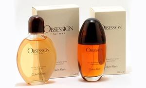Calvin Klein Obsession Fragrance for Women or Men