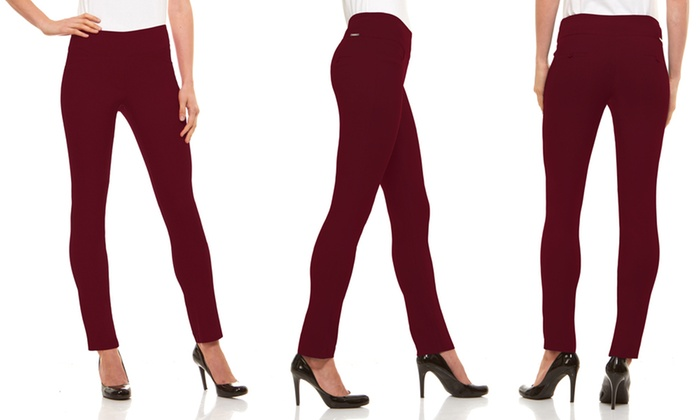 Up To 61% Off on Velucci Women\'s Dress Pants | Groupon Goods