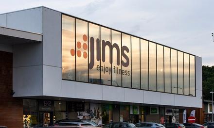 1 mois de fitness et cours collectifs illimité avec boissons à 9,99 € chez Jims Fitness