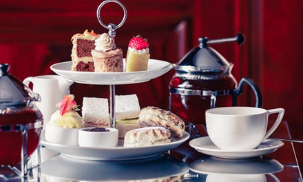 Gin and Tonic Afternoon Tea for Two or Four at Mercure Exeter Rougemount Hotel
