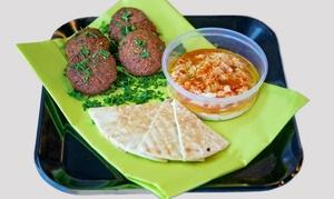Yummy Mummy: Mediterranean Cafe Food at Yummy Mummy (40% Off)