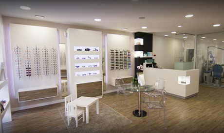 Gafas graduadas monofocales o de visión progresiva con cristales antirreflejantes desde 34,95 € en Federópticos Faidiel