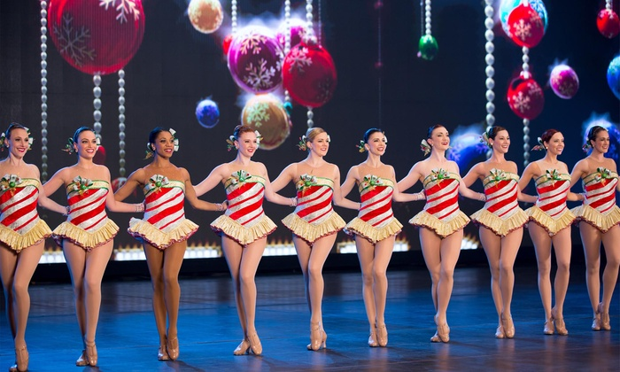 The Radio City Rockettes – Up to 30% Off Christmas Spectacular ...