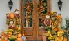 Ellis Home and Garden - Multiple Locations: Seasonal Decor & Plants at Ellis Home and Garden (44% Off). Two Options Available.