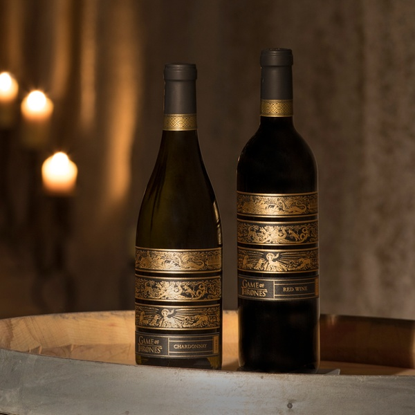 Up To 37 Off On Game Of Thrones Wine Groupon Goods
