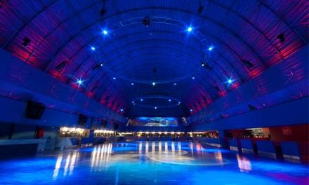 Acceso a pista de patinaje para 2 personas desde 11,99 € en Rolling Dance