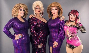 Up to 75% Off Drag Queen Brunch at 37th and Zen