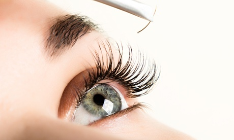 Classic Set of Eyelash Extensions Plus Optional Two-Week Fill or Volume Set at Phoenix Skin Care (Up to 47% Off)