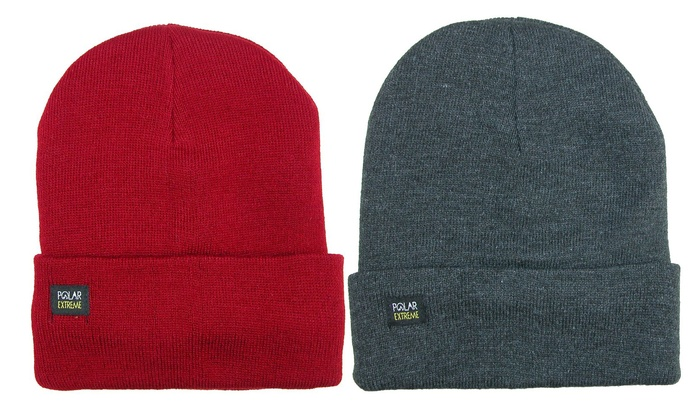 Bruce Bessi LLC: 2-Pack Thermal Polar Hat (Shipping Included)