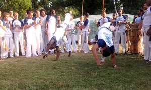Capoeira Abu Dhabi Caxias: Capoeira: One, Five or Ten Classes for a Child or Adult at Capoeira Abu Dhabi Caxias, Two Locations (Up to 69% Off)