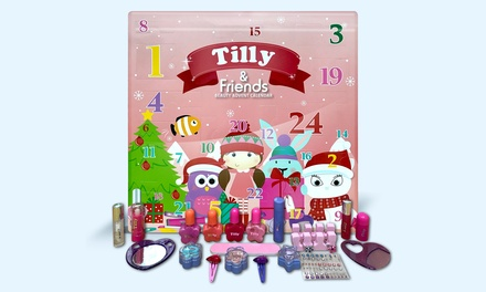 One or Two Tilly 24 Days Of Beauty Advent Calendars