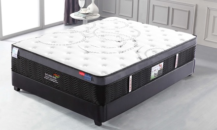Saturn 4500 Pillow Top Mattress