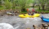 South by Southwest Adventures - Cottonwood: Guided Kayak or Full-Monty Expedition Tour for Two or Four at South by Southwest Adventures (Up to 45% Off)