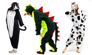 Cosplay Bodysuit Animal Pajama
