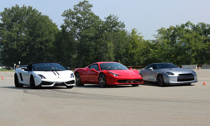 TSMP Exotics: Ultimate Test Drive in - Thompson, CT | Groupon