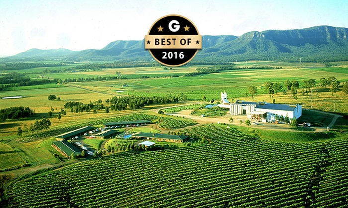 Hunter Valley Resort - Hunter Resort: Hunter Valley: One or Two Nights for Two with Tours, Wine and Cheese Tasting and Spa Discount at Hunter Valley Resort