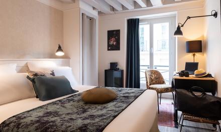 Groupon.it - Parigi: camera doppia con colazione per 2 persone presso l'Hotel Touraine Opéra