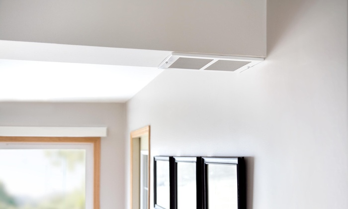 Go Blue Air - Washington DC: Air-Duct and HVAC Cleaning from Go Blue Air (85% Off)