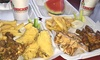Chicken and Watermelon - Climana: $14 for $20 Worth of Chicken Wings, Fries, and Watermelon Punch at Chicken and Watermelon