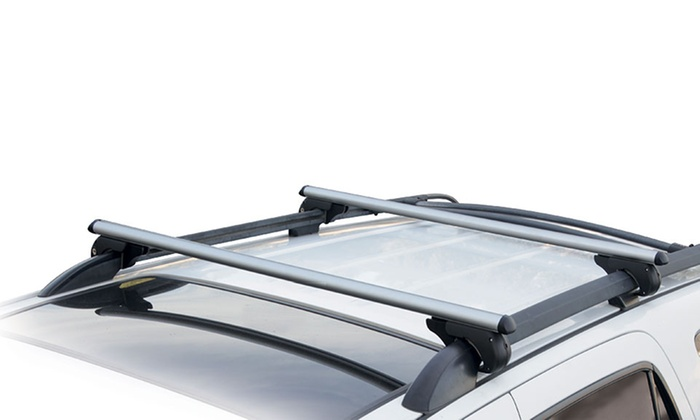 Up To 59 Off On Cargoloc Roof Cross Bars Or Pads Groupon Goods