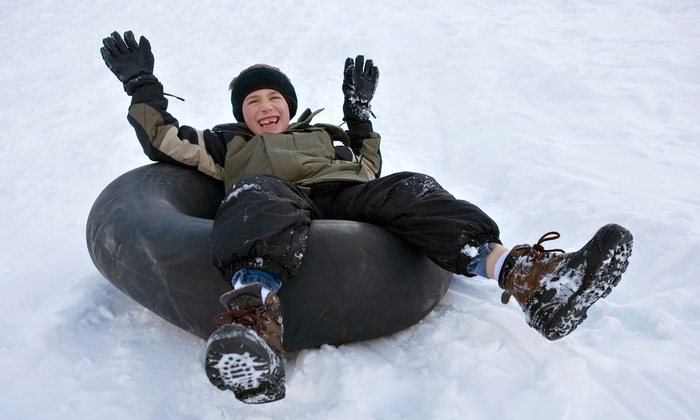 Mt Baldy Ski Lifts - Mt. Baldy: Lift Ride and Snow Tubing for One, Two, or Four at Mt. Baldy (Up to 56% Off)