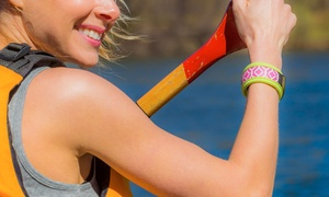 All-Natural Mosquito Repellent Wristbands, Clips, and Pouch