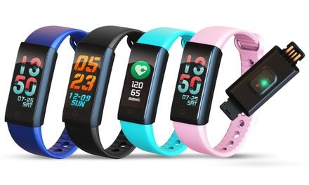 Bracelet connecté sport L3, coloris au choix