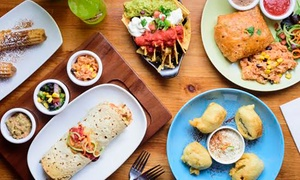 Tequila Mexican Restaurant: Three-Course Mexican with Drinks for Two ($49) or Four People ($97) at Tequila Mexican Restaurant (Up to $201 Value)