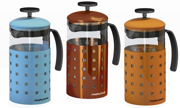 Morphy Richards Accents Cafetiere, 8