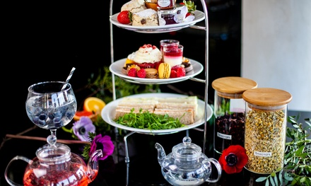 Afternoon Tea with Optional Gin and Tonic Cocktail for Two or Four at Crowne Plaza London Battersea