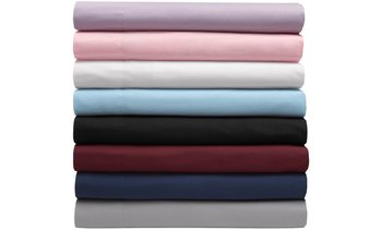 Elite Home Products Microfiber Sheet Set (4- or 6-Piece)