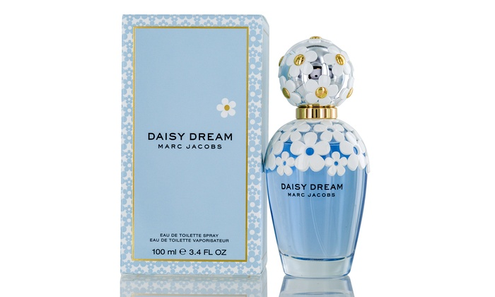 22cd4af48bf3 Marc Jacobs Daisy Dream for women by Marc Jacobs Eau De Toilette spray 3.4  Oz Women Fresh Spray 3.4 Ounce