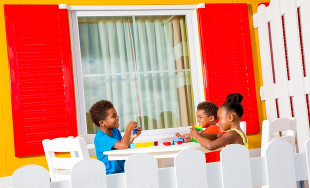 Legoland Beach Retreat Groupon