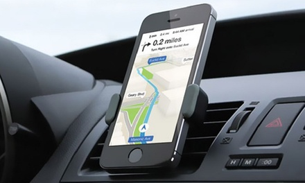 best iphone car mount 48 on universal swivel vent car mount groupon goods 4375