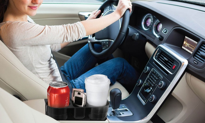 Up To 47% Off on Universal Cup Holder | Groupon Goods Coconut Cup Holder For Golf Cart on hummer cup holder, chopper cup holder, van cup holder, home cup holder, moped cup holder, quad cup holder, honda cup holder, golf hand carts, john deere cup holder, wheel cup holder, golf pull carts, ezgo marathon cup holder, lexus cup holder, vehicle cup holder, convertible cup holder, golf cart cup extension, clip on cup holder, cobra cup holder, skateboard cup holder, horse cup holder,