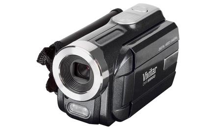Vivitar 4x Digital Zoom Video Recorder