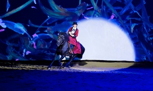 Les Opéras Équestres du Québec: Equestrian Show for One or Two with VIP or New Year's Eve Option at Cavaland Park (Up to 50% Off)