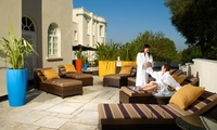 Choice of Spa Treatment andMini Cream Teaat 4* The Mount Somerset Hotel and Spa (Up to 48% Off)
